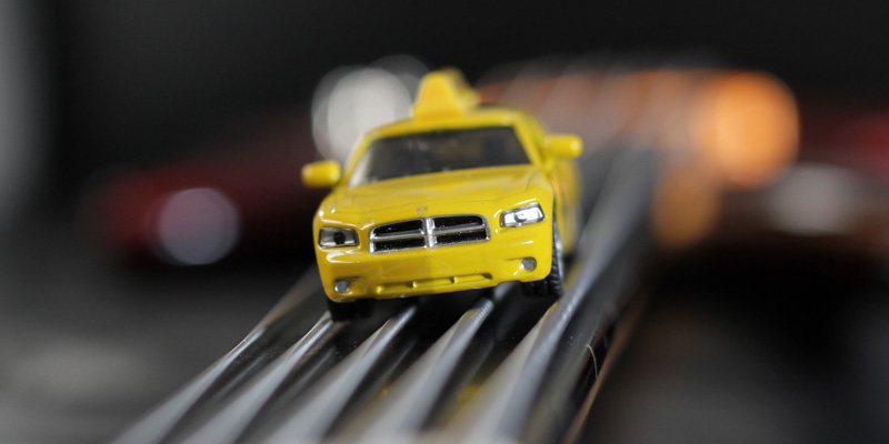 Picture of a toy car